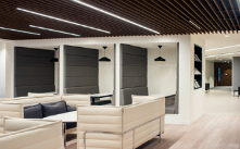 Novae Office Fit Out in London
