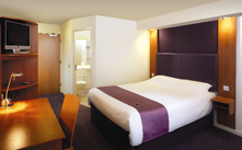 Premier Inn Hotels acoustic design and noise control