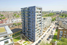 South Kilburn Regeneration in London
