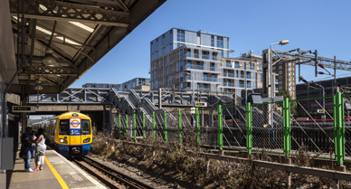Rail Noise Measurement, Testing & Advice | Queen's Park Place London